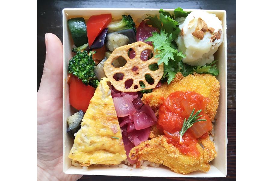 八菜のお弁当