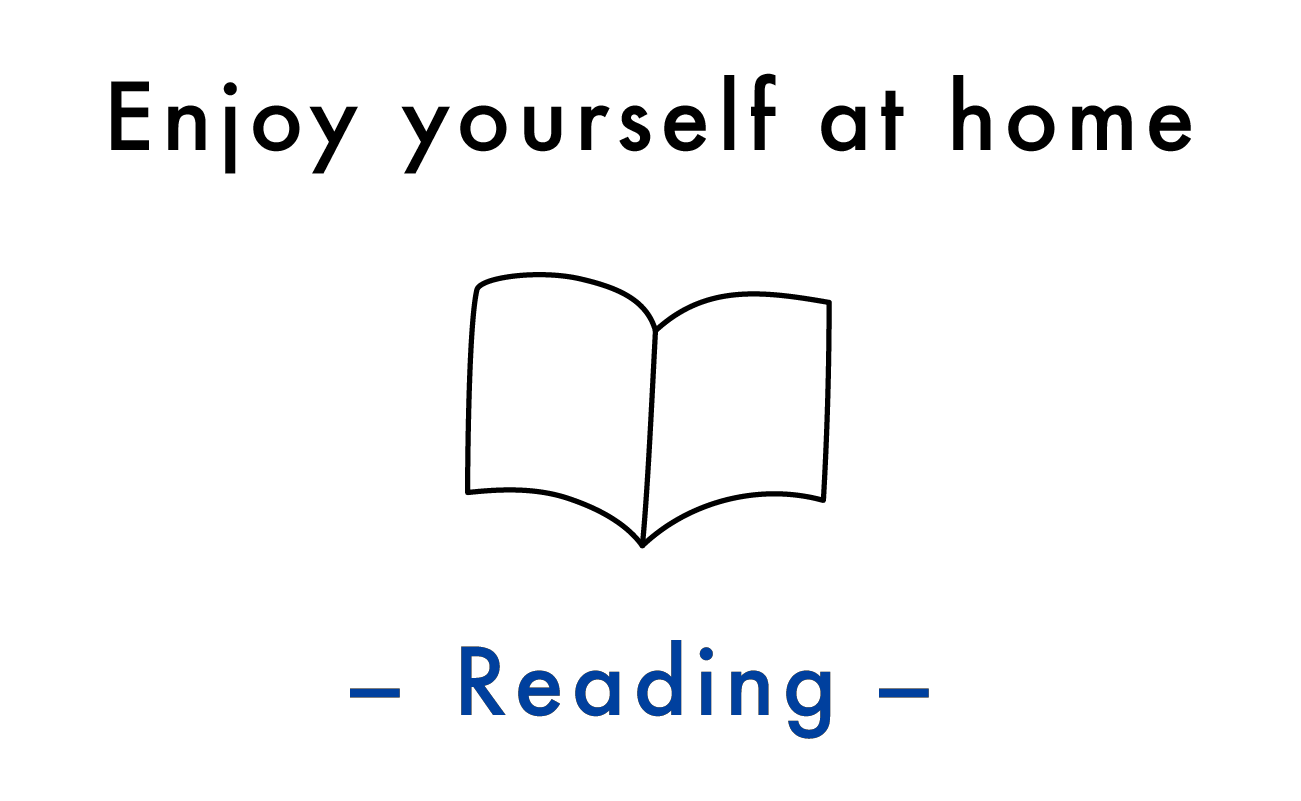 Enjoy youeself at home